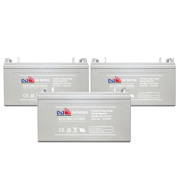 Dongjin VRLA Gel Battery for UPS