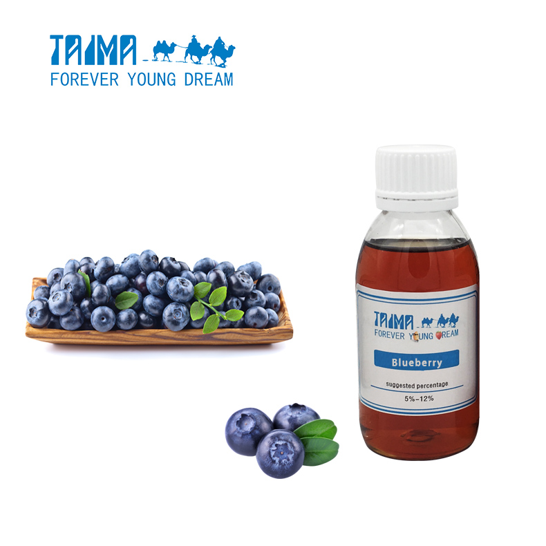 Concentrate fruit flaovrs  blueberry essence for e liquid