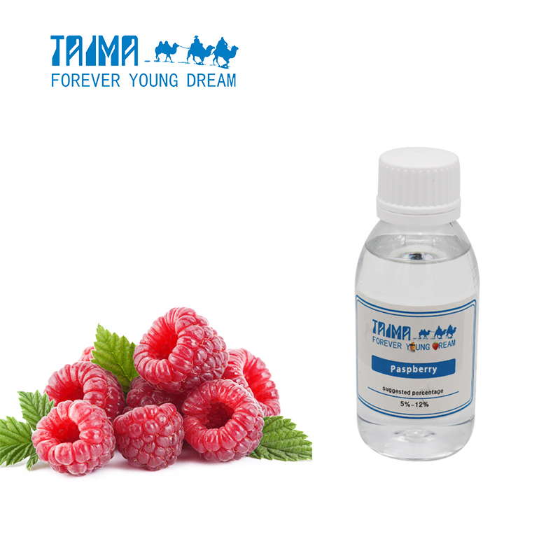 Concentrate Raspberry fruit for vape juice