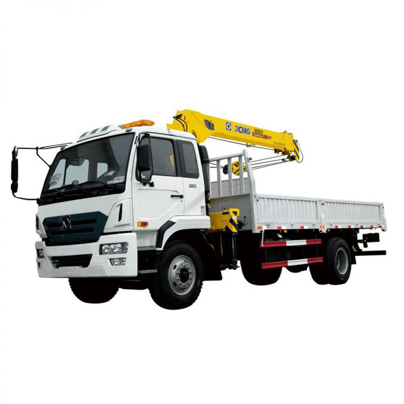 High Efficiency 6T XCMG Truck-mounted crane  SQ6.3SK3Q