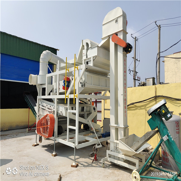 5xfz-90ky Compound Grain Cleaning Machine