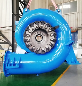 Hydro-turbine Units for