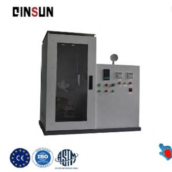 China Medical Face Mask Fire Resistance Test Machine