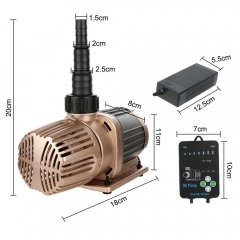24V Submersible DC Water Pump with Controller 35W/45W