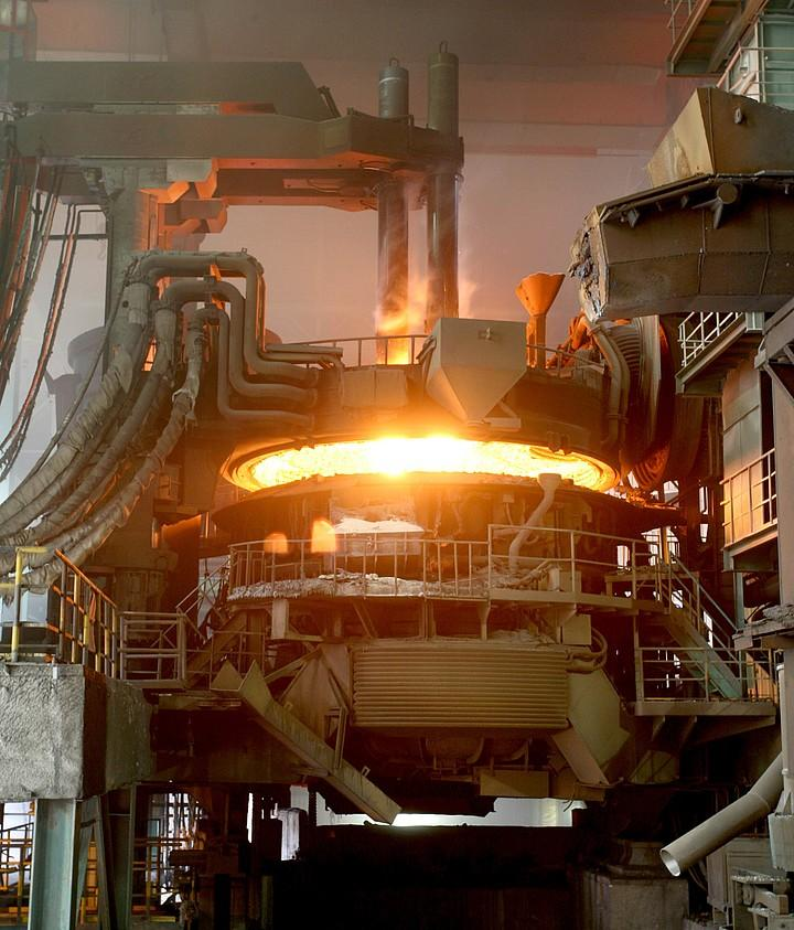 electric arc furnace electrodes