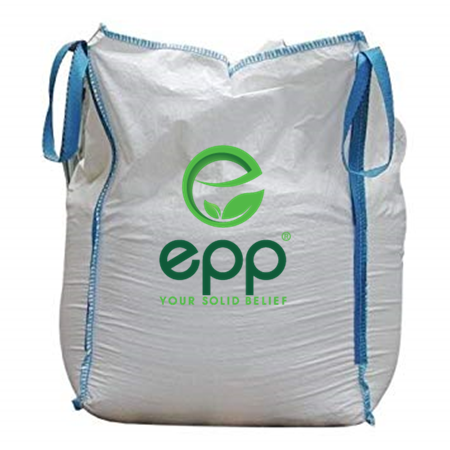 Hot sale agricultural baffle net and coated plastic packaging jumbo bags 1100lbs 2200lbs 3300lbs 4400lbs 1 Cubic meter FIBC bag