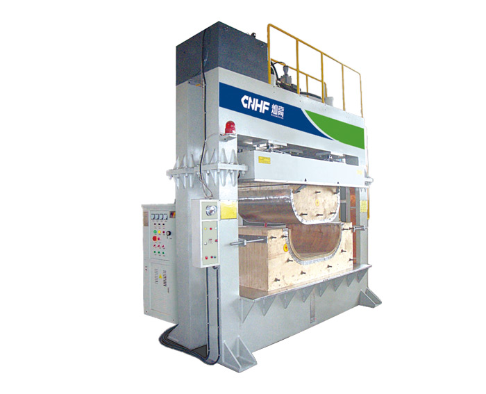 HF(RF) Hot Press Machine For Wood Bengding & Forming