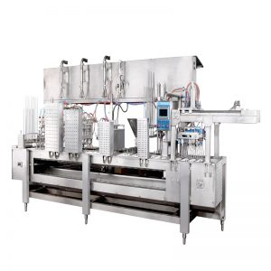 BG-4S6 ICECREAM FILLING MACHINE