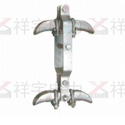 TS Suspension Clamp For Two-wire Jumper