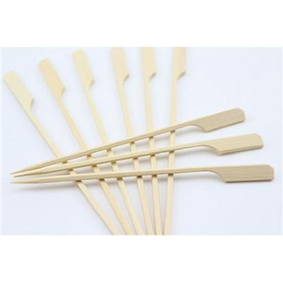 Bamboo Skewers With Handle