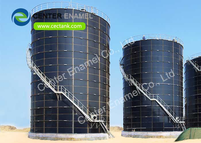 GFS  Drinking Water Storage Tanks Excellent Aid and Alkali Resistance