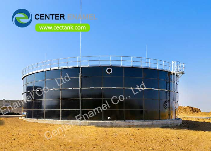 Glass Lined Steel Septic Holding Tank