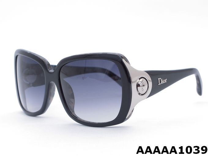Dior CD1039S Black Frame Sunglasses