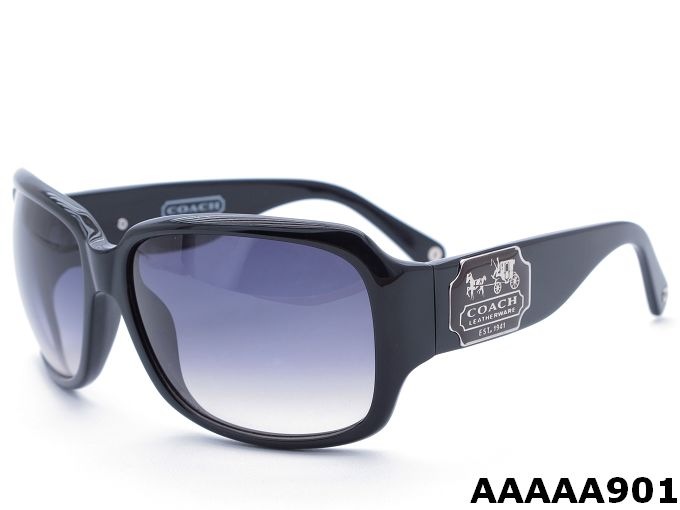 Coach 901 Black Frame Sunglasses