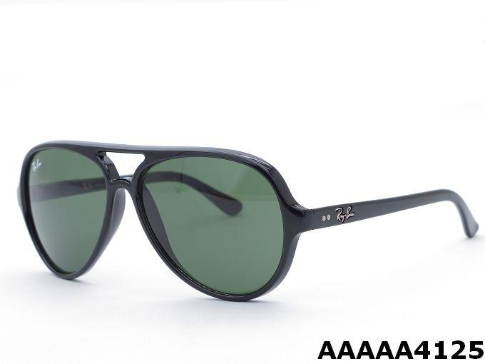2012 Hot Design Sunglasses Ray Ban 4125 Black