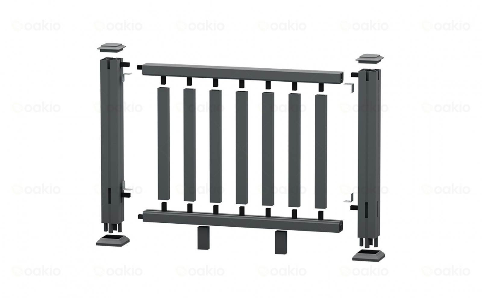 Iniwood Railings