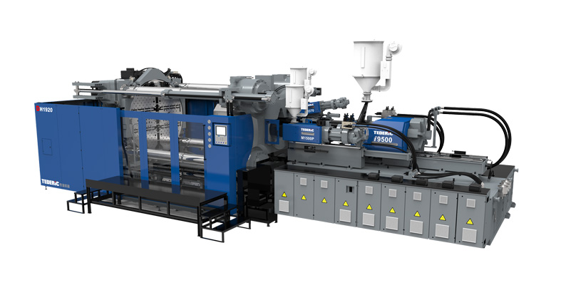 TEDERIC HORIZONTAL INJECTION MOULDING MACHINE