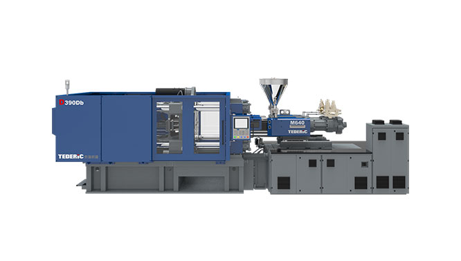 DD-MM Multi-color (clear) Injection Molding Machine