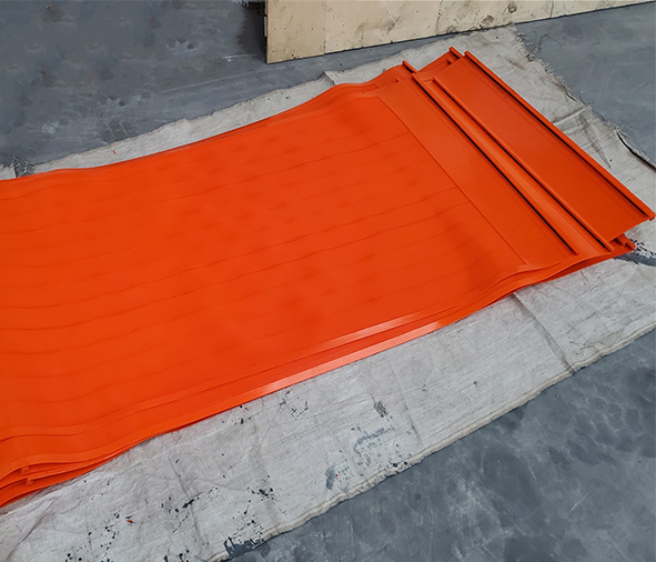 2300*1000mm Polyurethane High Frequency Screen