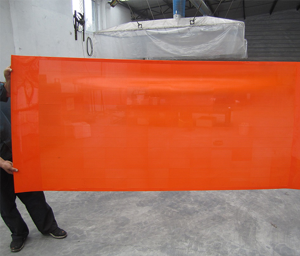 0.075-1mm Polyurethane High Frequency Screen