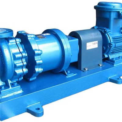 Plastic Magnetic Drive Centrifugal Pump