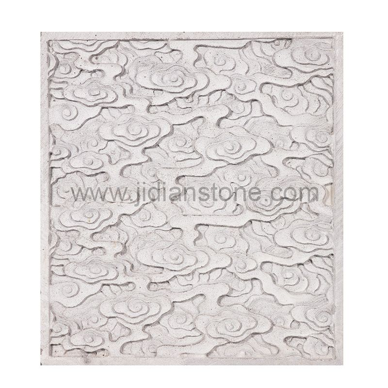 Carving Stone Wall Tile
