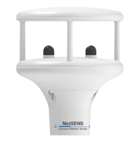 MetSENS200 ultrasonic wind speed and direction sensor