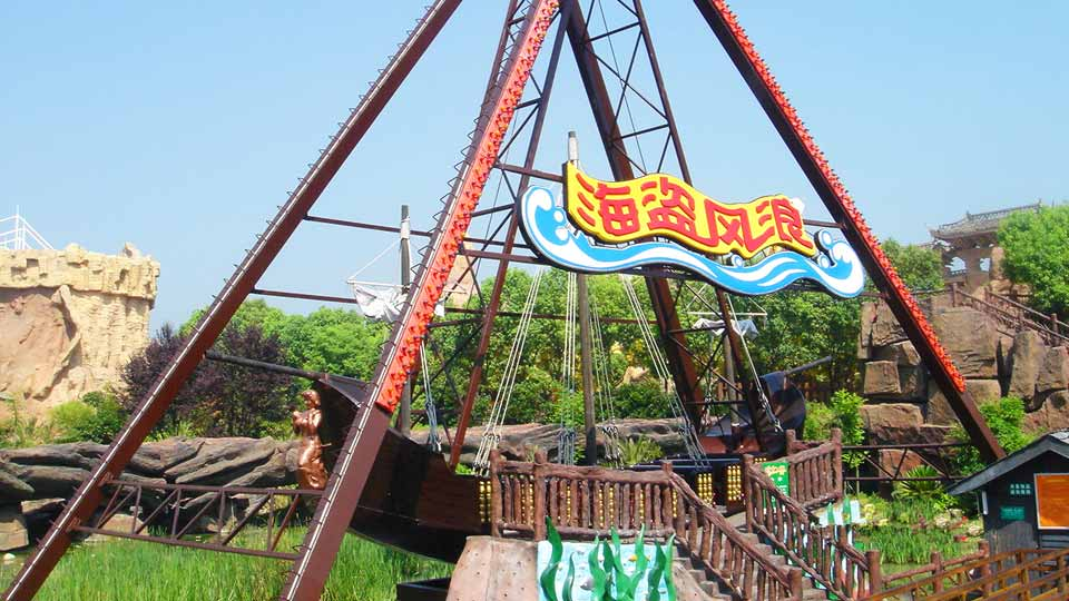 DESCRIPTION OF Octopus fun fair ride is a large amusement equipment developed by our factory, which belongs to the category of automatic control aircraft. The design inspiration comes from octopus, a