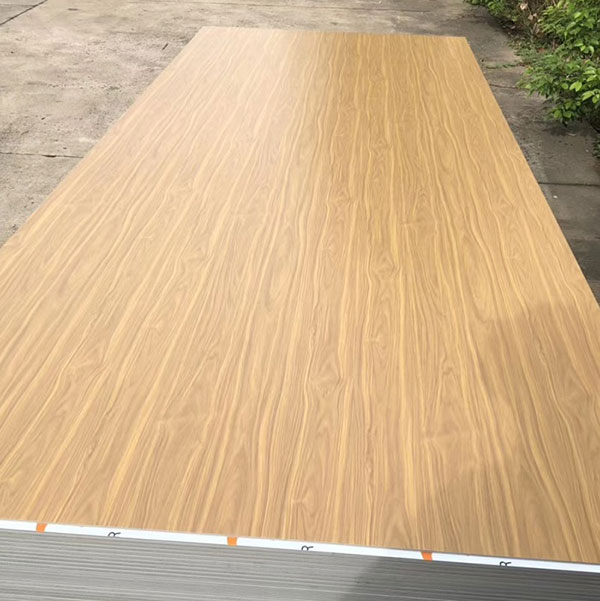 Wooden surface Fire-Proof Aluminium Composite Panel