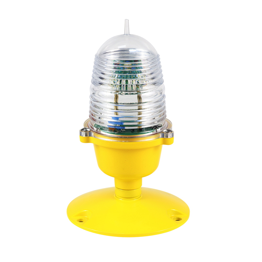 Green Led Heliport Elevated Perimeter Light