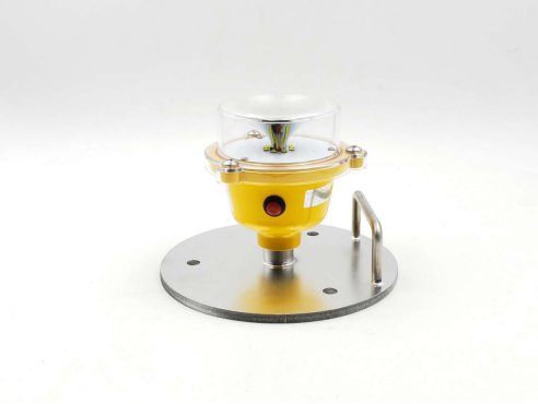 portable temporary used heliport light