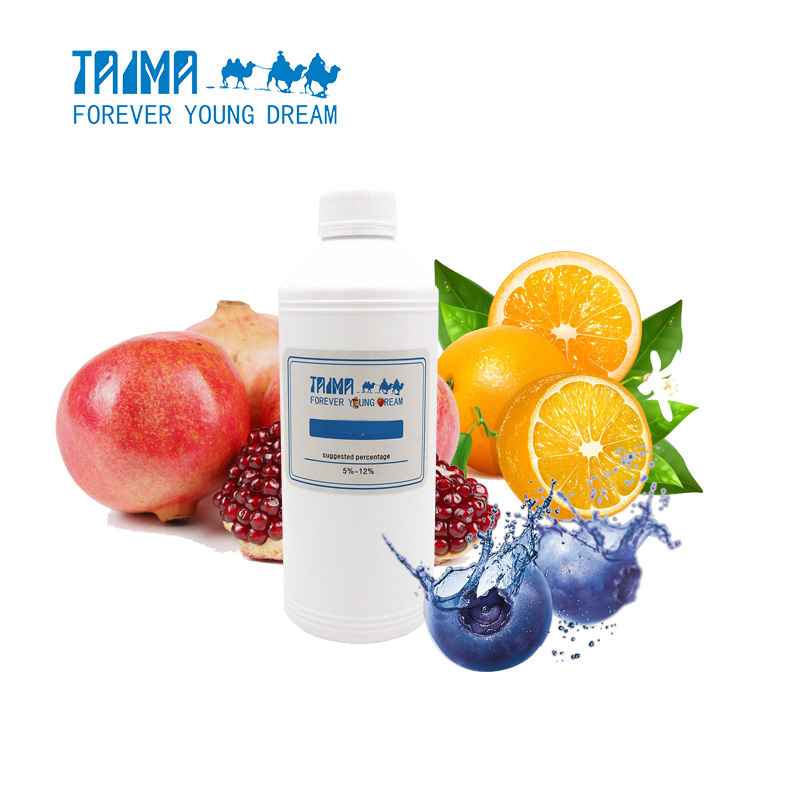 Taima hot selling orange flavor for eliquid and vape juice