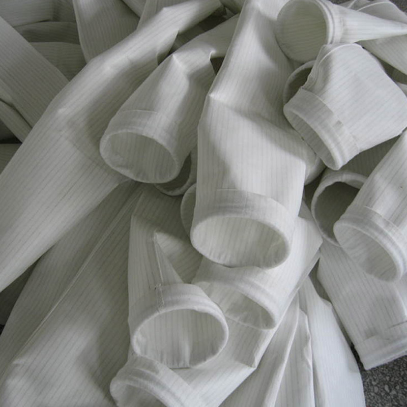 High Temperature Fiberglass Filter Bag