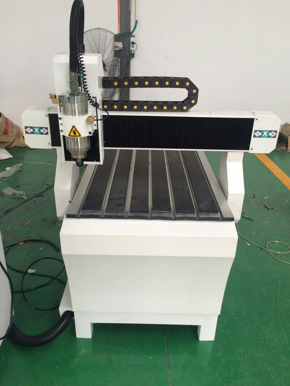 cnc router 6090 cutting wood