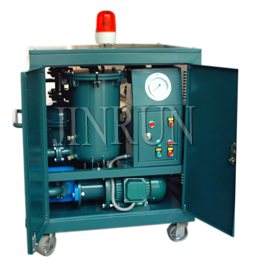 FZJ Series Explosion-Proof Vacuum Oil Purifier