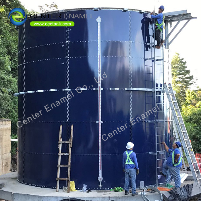200 000 gallon Liquid Storage Tanks For Agricultural Irrigation Water Storage
