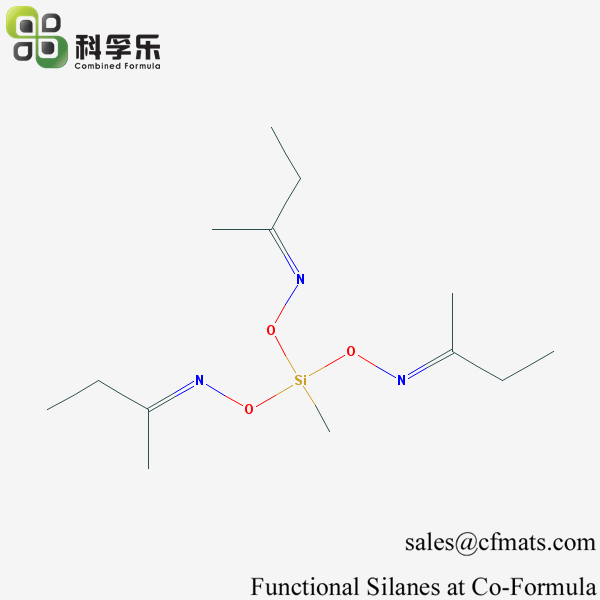 CFS-549, Methyltris(methylethylketoxime)silane, Cas No. 22984-54-9
