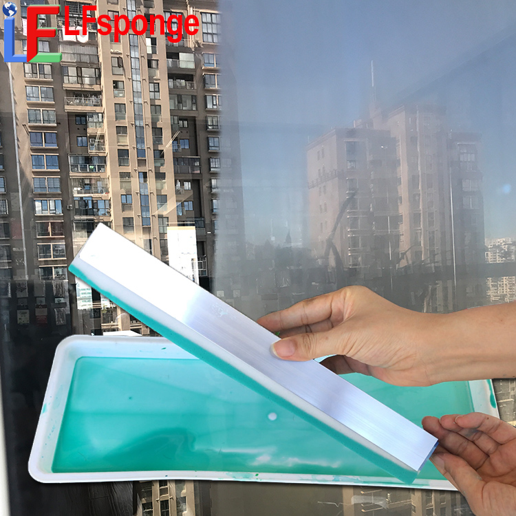 Liquid Membranes Applied tool lfsponge melamine coating film strips