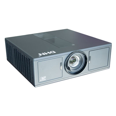 6100 Lumens 1920x1200 1.2-2.13 Throw Ratio Laser Projector DU6100