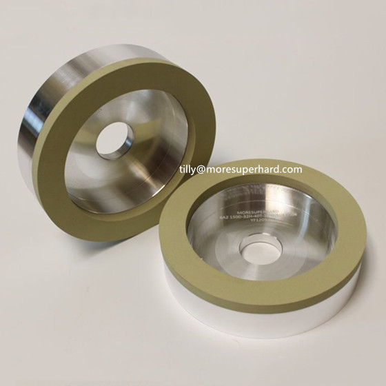 vitrified diamond grinding wheel for PCD/PCBN tools