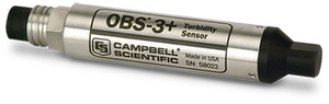 OBS-3+ turbidity sensor