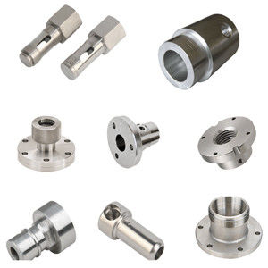 STAINLESS STEEL CNC MACHINING SERVICE