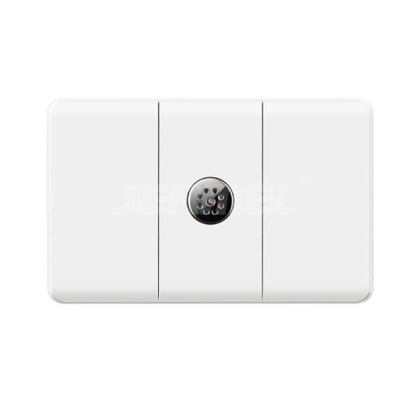 100-500W 110V/250V Standard Home Power Sound And Light Control Wall Switch Founctional Switch