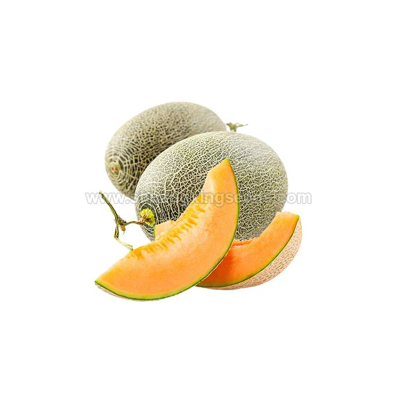 Hybrid F1 green Skin Orange Flesh Sweet Melon Seeds