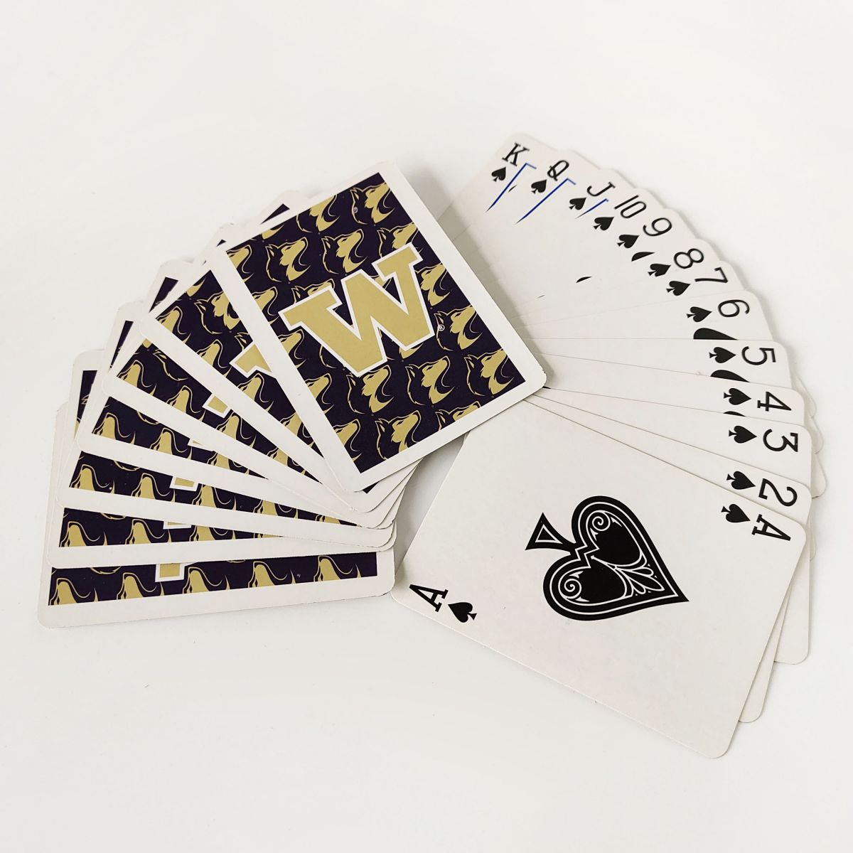 US College Playing Cards