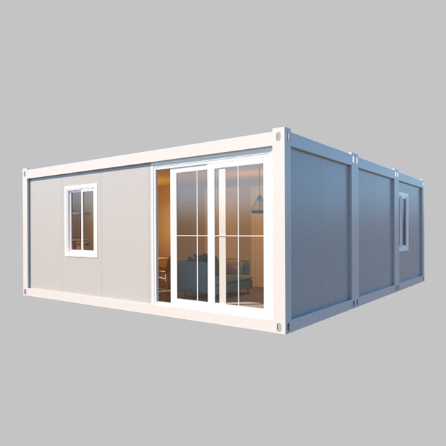 Container Prefab Houses China Container House Luxury Prefabricated