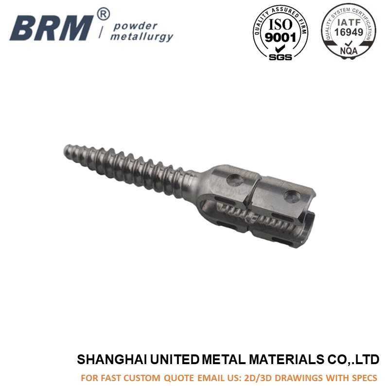 Mim Pedical Screw Parts