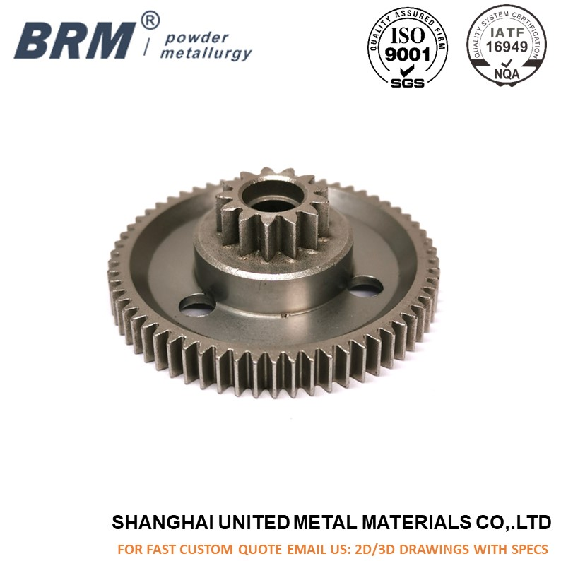 PM steel Spur Gear