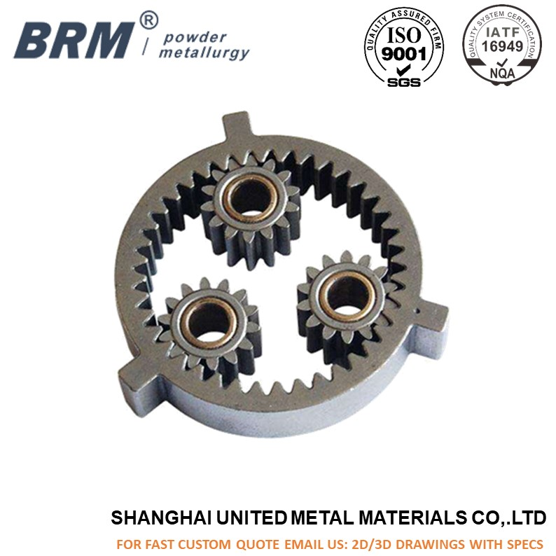 Press Sintered Planetary Gear