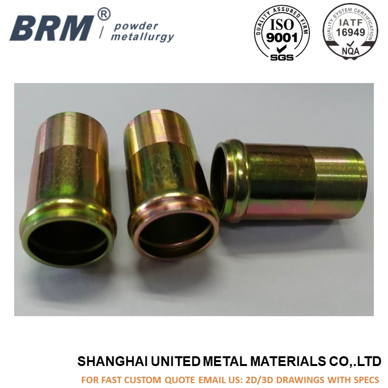 Machining DIN St35 brass bushing